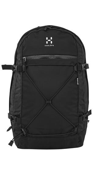 """Haglöfs Backup 17"""" Daypack 28 L True Black"""